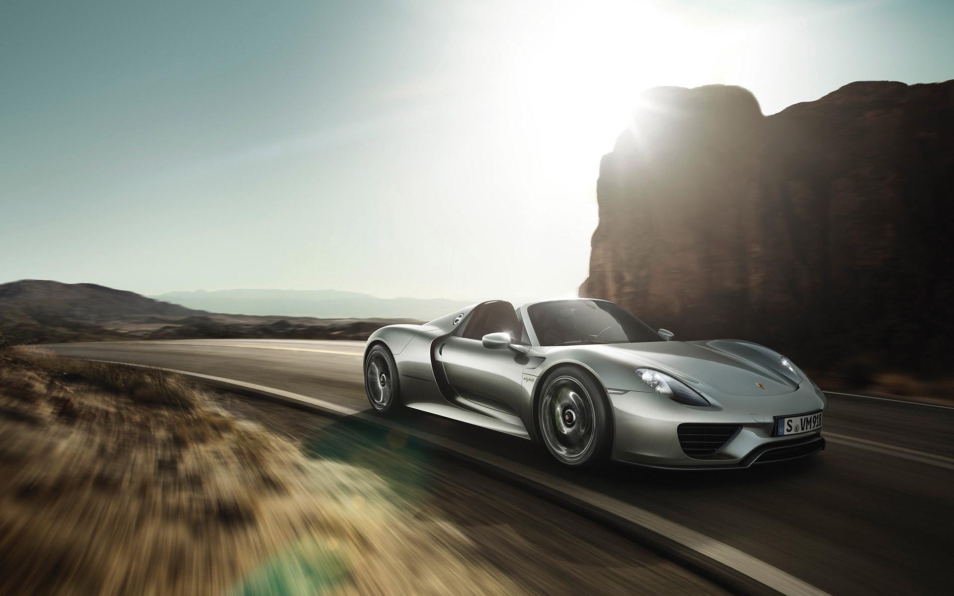 feat3 Inspiring 2015 Porsche 918 Spyder Quarter Mile Cars Trend