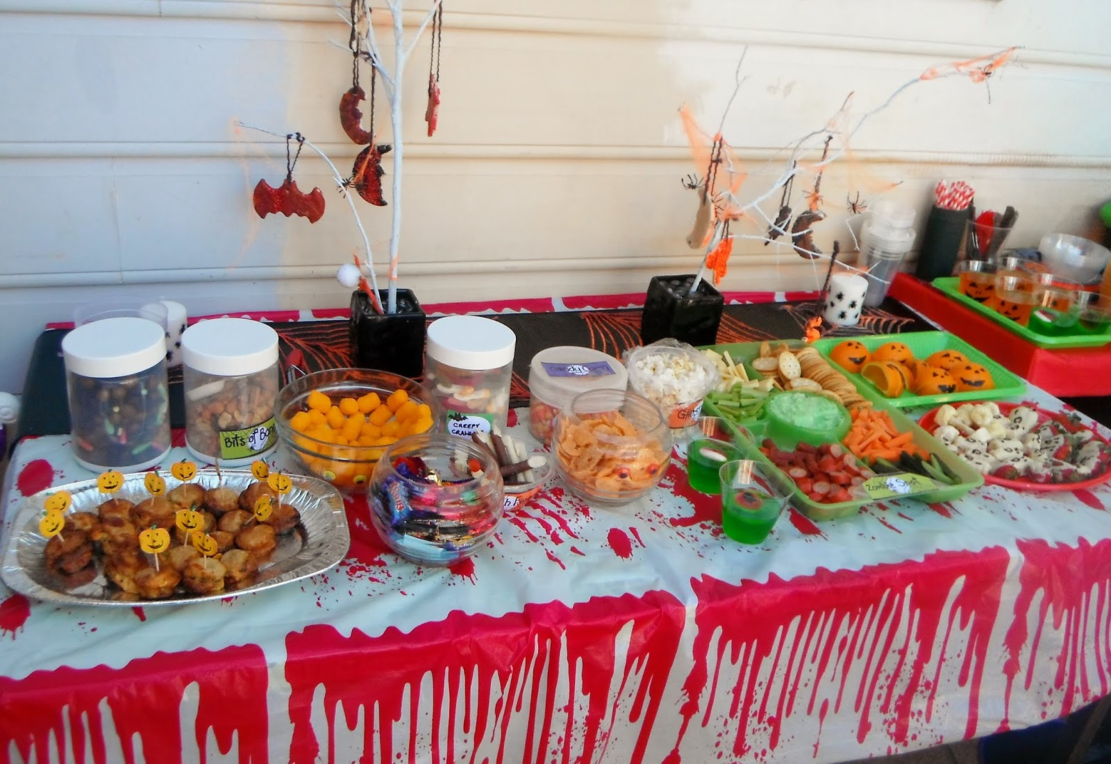 Kids halloween party decorations - Kids Halloween Party Decorations 32